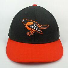 New Era Cap Men's MLB Baltimore Orioles Team Retro 5950 Fitted Hat - 7 1/4