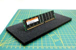 Ram DDR Hynix 256MB PC2700U 333MHz - Barrette Mémoire HYMD232646B8J-J