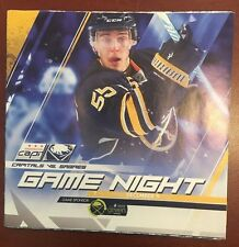 2016-17 Buffalo Sabres program 12/9/16 Rasmus Ristolainen cover v Capitals
