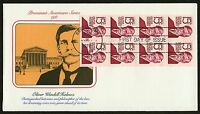 #1288Bc 15c Oliver Wendell Holmes, Fleetwood FDC **ANY 4=FREE SHIPPING**