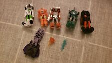 Transformers Earthrise Mini transforming figures Lot of 6 New out of Packaging