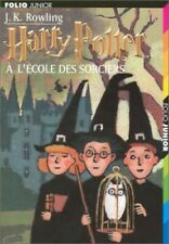 Harry Potter A L'Ecole Des Sorciers by Rowling, J. K. 2070518426 The Fast Free