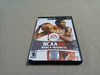Playstation 2 PS2 NCAA March Madness 08 College Basketball