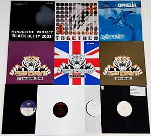 """40 x 12"""" TRANCE (DJ DEAN / STORM / MISS SHIVA / GRACE)**SAMMLUNG 85 (09/21)"""