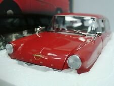 WOW EXTREMELY RARE Opel Rekord P1 Caravan 1957 Fire Brg 1:18 Minichamps-Auto Art