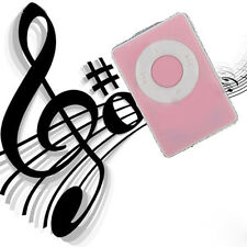 5Colors Mini Clip USB Digital Mp3 Music Player Support 16GB SD TF Memory Card