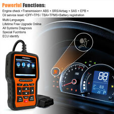 Car OBDII Scanner ABS SRS Oil EPB Reset Diagnostic Scan Tool Code Reader for BMW