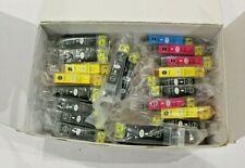 20 Inks for Canon Pixma MP560 MP620 MP630 MP640 MP980 MP990 MX860 MX870 520 521