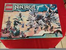 Retired LEGO Ninjago, NEW SEALED BOX, Epic Dragon Battle (9450)