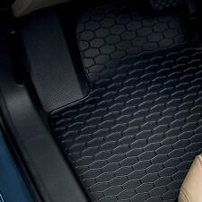4- teiliger-Satz Volkswagen Gummimatte up! vorn und hinten