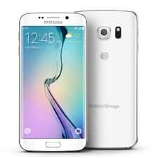 BRAND NEW Samsung Galaxy S6 EDGE SM- G925A  WHITE AT&T 64GB