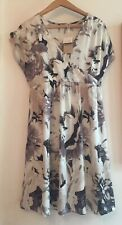 Fransa Floral Ladies Dress. Size L (14/16). New With Tag.