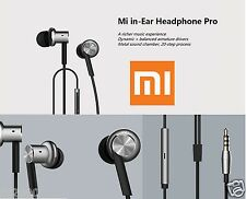 Xiaomi MI in ear dual driver Earphone Pro with remote Mic Hybrid Black