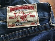 Men's True Religion Jeans 32 ROCCO