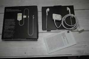 Apple A1187 FM Radio Tuner Receiver Remote For iPod Classic / iPod Nano 30 Pin