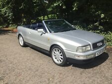 Audi 80 2.8 Convertible Cabriolet - Final Edition Future Classic Immaculate