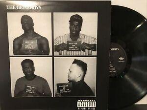 The Geto Boys – The Geto Boys LP 2014 Rap-A-Lot 2K – 034744146786 EX/EX