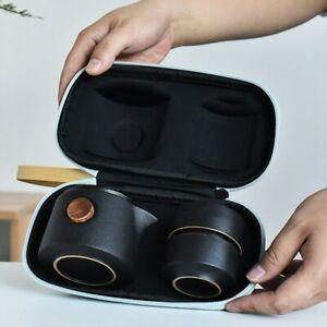Portable Ceramic Tea Set Travel Gaiwan Kettle Teacup Dinkware Set Japanese-Style