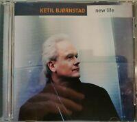 "KETIL BJORNSTAD: ""New Life"" Solo am Steinway C. CD Universal Norway 2002. Top!"