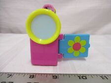 Dora the explorer talking backpack video camera accessory part piece pink blue