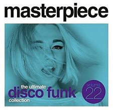 Various Artists - Masterpiece The Ultimate Disco Funk Coll 22 / Var [New CD] Hol