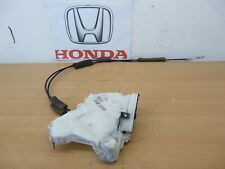 HONDA CIVIC MK8 3 DOOR PASSENGER SIDE LEFT N/S DOOR LOCK WARRANTY 06-11 3DR
