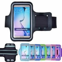 Strap Armband Case for Samsung iPhone Cell phones cover skin Running Workout GYM