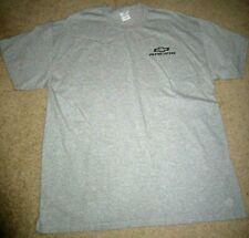 Chevrolet Racing Gray Short-Sleeve T-shirt XL