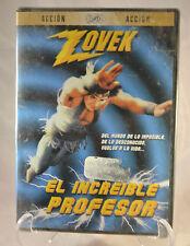 Zovek El Increible Profesor DVD New Sealed Spanish Yerye Beirute Maria Cardinal