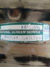 AN OFFICER AND A GENTLEMAN 35MM TRAILER RARE COLLECTABLE RICHARD GERE
