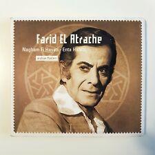 FARID EL ATRACHE : Nagham Fi Hayati - Enta Habibi (compilation) ♦ CD ALBUM ♦