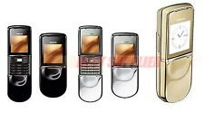Original Unlocked Nokia 8800D sirocco 2G GSM 128M Binternal memory 2.0MP Phone