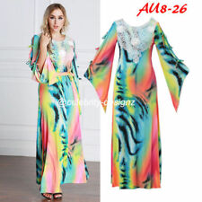 Boat Neck Party/Cocktail Long Sleeve Dresses for Women