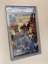 New 52 Suicide Squad #1 CGC 9.8 2014 DC