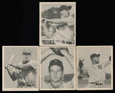 1948 BOWMAN BASEBALL HIGH GRADE COLLECTION (4 TOTAL) NEW YORK YANKEES (2)