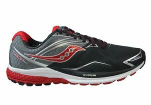 Saucony Ride 9 Mens Running Shoes (2E Wide Width)