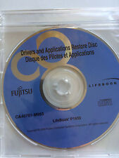 Fujitsu Lifebook P1610 System Recovery windows Restore CD Tablet ( NEW )