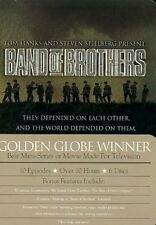 Band of Brothers 0026359920523 With Neal McDonough DVD Region 1