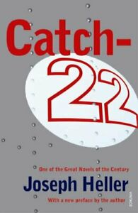 Catch-22 by Joseph Heller Paperback Book The Cheap Fast Free Post