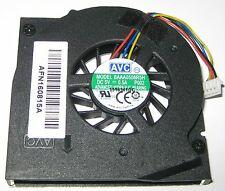 AVC Ultra Thin 5V DC 55mm Laptop Blower Fan - BAAA0508R5H - AFN160815A - 4 Pin