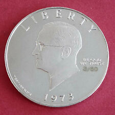 Harry Truman S 1973 cupro nichel PROVA ESSAI PATTERN PE DOLLAR-CONIO 50