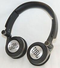 JBL Synchros E30 BLACK Folding Stereo Universal Headphones audio dj MP3 music C