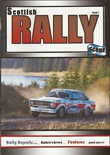 Scottish Rally Scene Magazine - Issue 1