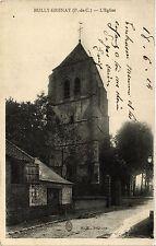 CPA BULLY GRENAY L'Eglise (414438)