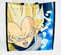 Dragon Ball Super Movie Broly Reusable Tote Bag Goku Vegeta DBZ DBS Bioworld