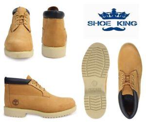 NIB Timberland Classic Waterproof Chukka Boots Wheat Nubuck 50061 All Sizes