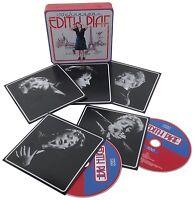 EDITH PIAF - 100 CHANSONS-EDITION ANNIVERSARY 5 CD NEU