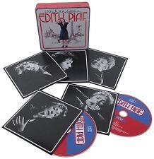 Edith Piaf - 100 brani-Edition Anniversary 5 CD NUOVO