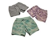 Women's Lot Of (3) Columbia PFG Fishing Shorts Zip Pockets Size XS/S