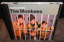 The Essentials - The Monkees (CD, 2002)
